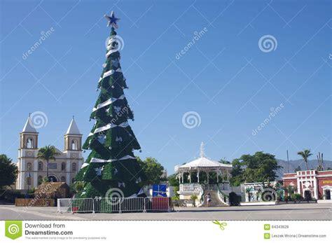 mexiko weihnachten weihnachten in mexiko redaktionelles stockfoto bild