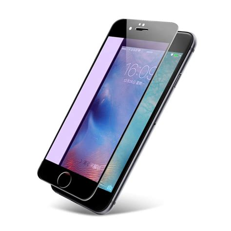 Tempered Glass 4d Iphone 6 4 7 White Jete 1 anti blue light tempered 4d glass for iphone 6 iphone 6