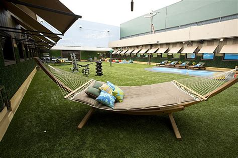 big brother backyard backyard hammock big brother network