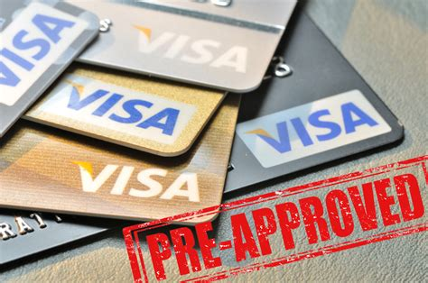 Pre Approval Letter Credit Card credit card preapproval letters explained creditrepair