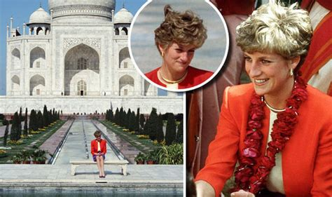 queen diana biography in hindi princess diana s visit to india a look back at her iconic