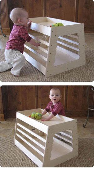 baby standing table baby play table such a idea to encourage cruising and