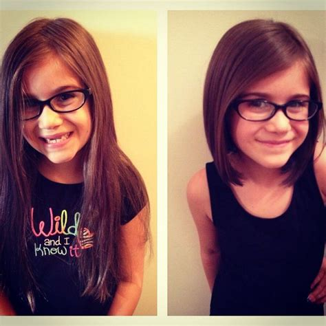 kids chin length hair 19 best images about short haircuts for girls on pinterest