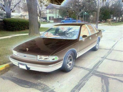 how to work on cars 1994 chevrolet caprice auto manual find used 1994 chevrolet caprice classic 4 door 4 3l 97k miles carfax team jack in north