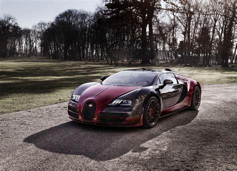 Bugatti Vairon Bugatti 2016 Veyron Grand Sport Finesse La Finale Geneva