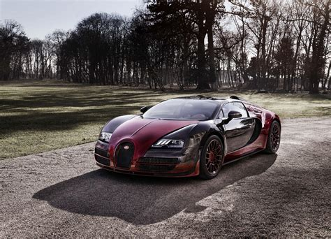 Bugatti Veyron Year Bugatti 2016 Veyron Grand Sport Finesse La Finale Geneva