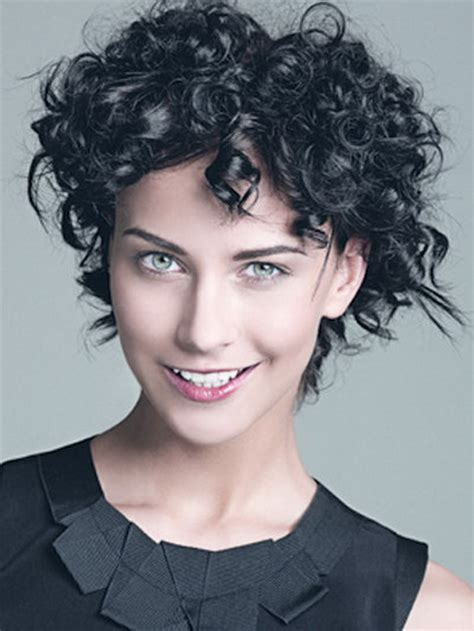 kurzhaarfrisur locken damen