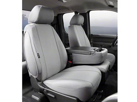 40 20 40 bench seat fia f 150 poly cotton front 40 20 40 seat cover gray