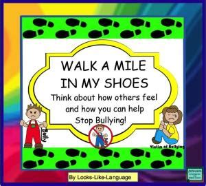 a mile in my own shoes based on a true story rosmond story books walk in see this what to do depends do you own a