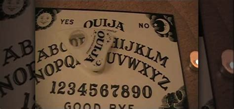 How To Make A Wigi Board Out Of Paper - how to make ouija board out of paper 28 images scroll