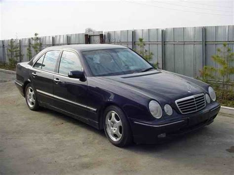 Mercedes 1999 E320 by 1999 Mercedes E320 Pictures