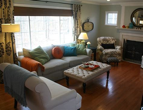 sea salt living room my family room makeover putting it all together hooked on houses
