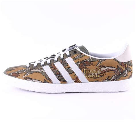 camouflage shoes adidas gazelle og mens fabric camouflage trainers new