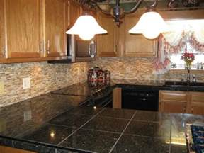 Rustic Kitchen Backsplash Tile by Rustic Kitchen Backsplash 6107