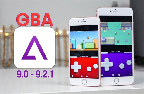 iphone emulator how to install gba emulator iphone on ios ios 8 9 10 2 10 3 without jailbreak
