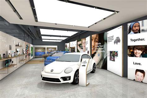 volkswagen store volkswagen inaugura un nuovo store in uk