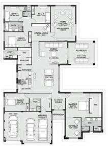 house plans with large bedrooms floor plan friday 5 bedroom entertainer