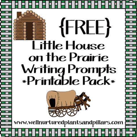 printable little house on the prairie free themed printables and resources for little house on