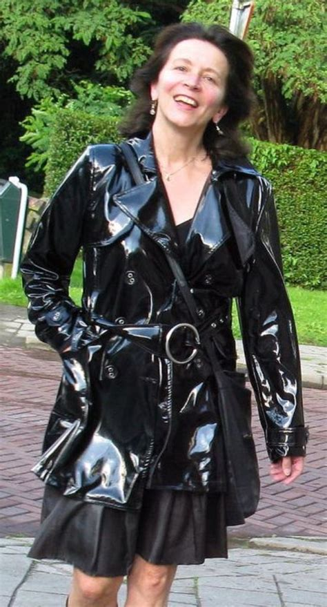 lade in pvc a from in leather in leather