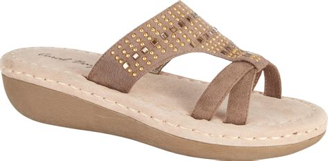 coral bay sandals coral bay womens paxton casual sandals ebay