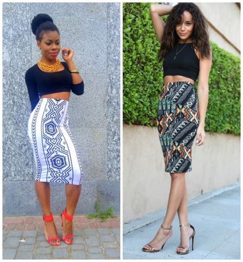 crop tops for high waisted skirts dress