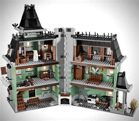lego haunted house lego monster fighters haunted house hiconsumption