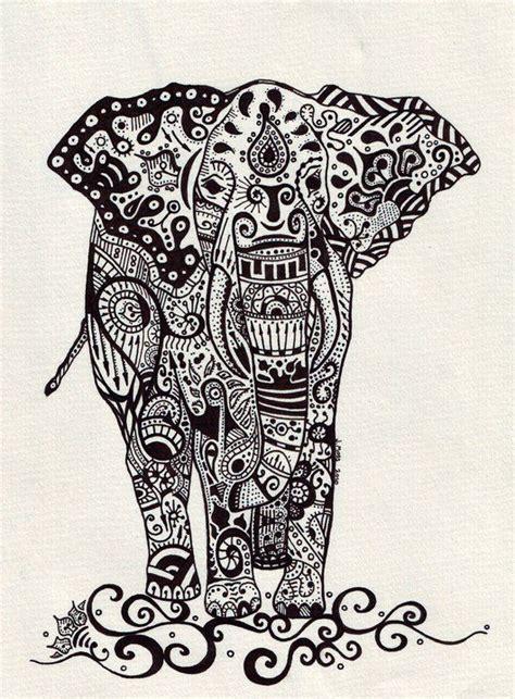 elephant tattoo paisley pinterest discover and save creative ideas