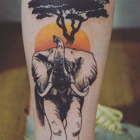 asian elephant tattoo designs 99 powerful elephant designs with meaning