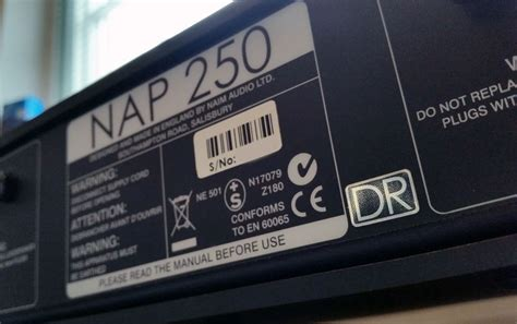 naim icon  nap    popular power amp