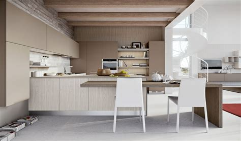 Beige Kitchen by Beige Kitchen Interior Design Ideas