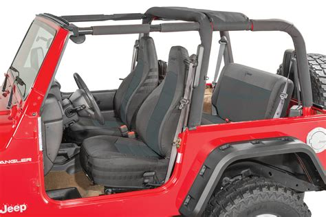 2004 jeep wrangler tj seat covers bartact mil spec rear seat cover for 97 02 jeep