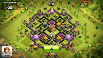 Best Coc Base Th8 » Home Design 2017