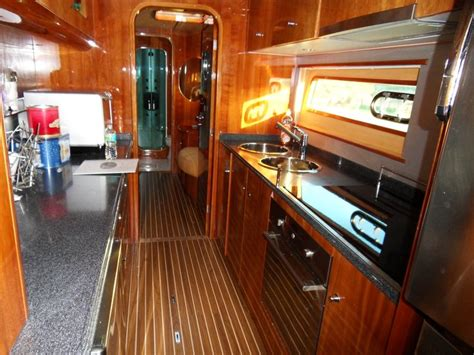 yacht galley layout 17 best images about catamaran galleys or yacht interiors