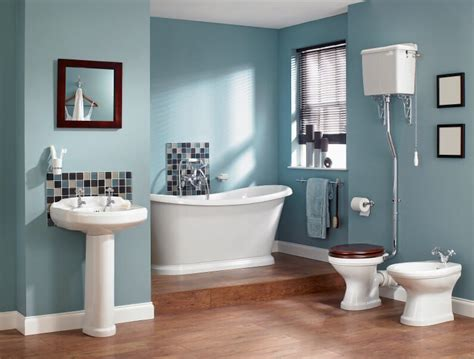 Bathroom Floor Wall Color Schemes Best Bathroom Colors For 2017 Based On Popularity