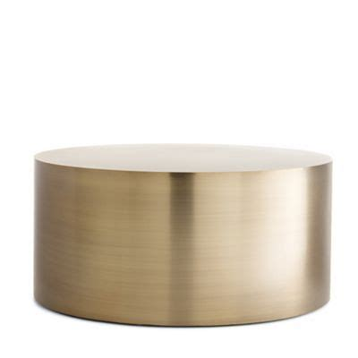 drum coffee table living room