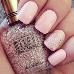 light pink glitter nails pictures photos and images for