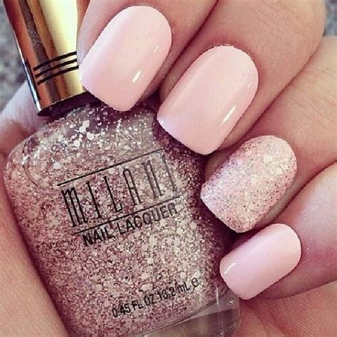 Light Pink Nails light pink and silver nail designs 2017 2018 best cars