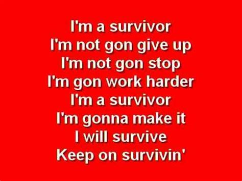 child testo survivor destiny s child with lyrics