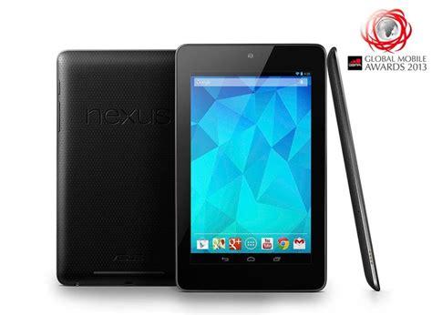 nexus 7 best tablet asus nexus 7 tablet wins best tablet at mwc 2013 tablet news