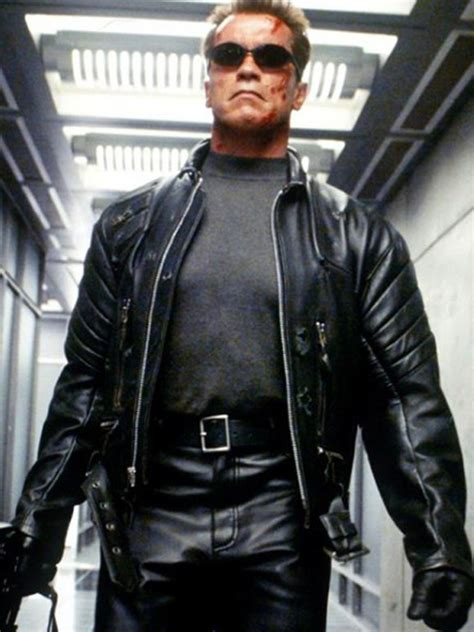 arnold schwarzenegger for terminator 3 at 55 arnold schwarzenegger biker leather terminator 3 jacket