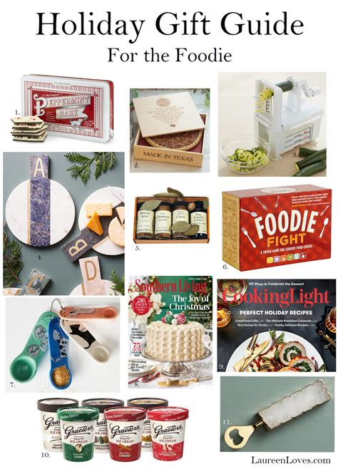 top gifts for a foodie family laureen the things i