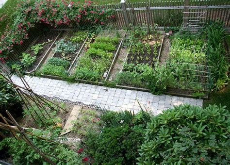Unique Vegetable Gardens Unique Vegetable Garden Photos