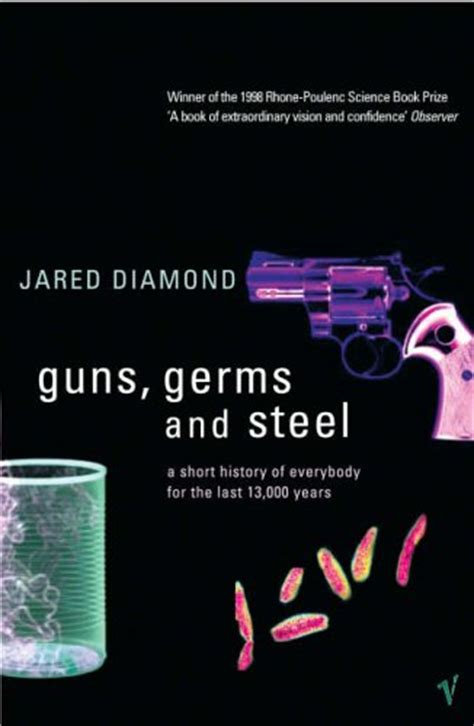 guns germs and steel style from the suburban intellect book review guns germs and steel by jared diamond