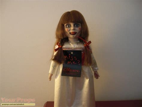 annabelle doll sale the conjuring the conjuring annabelle doll swag replica