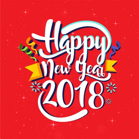 happy  year  celebration card vector