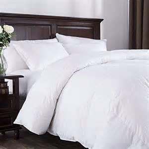 White Duvet Bedding Puredown All Season Baffle Box Design 100 Cotton 700 Fill