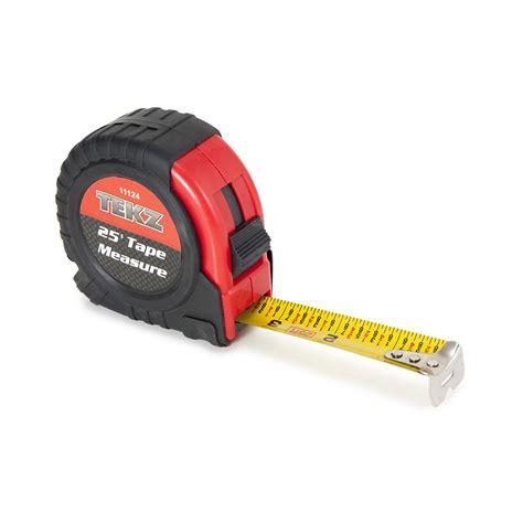 Pressure Measurement Bench Measuring Tools Titan Tools 25 Foot Tape Measure 11124
