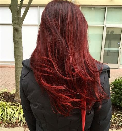 cocoa cola red hair color red hair color inspiration