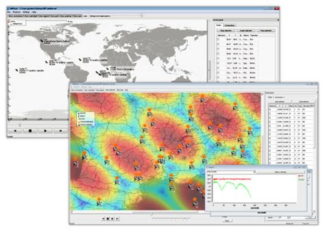 tutorial ns3 simulator satellite network simulator 3 sns3