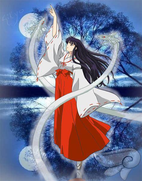 Kaos Inuyasha 03 Big Size kikyo inuyasha 1199939 zerochan
